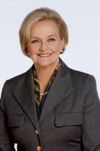 U.S. Senator Claire McCaskill