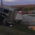 Bogard Resident Injured in Accident