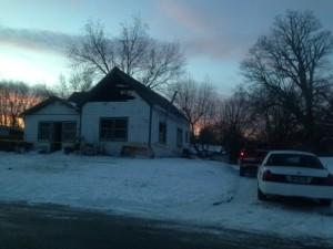 Benton Street Fire