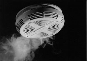 Time to change batteries in smoke alarms.
