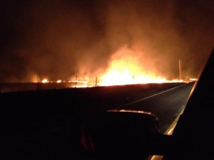 Hale Fire from listener Terri Stephens