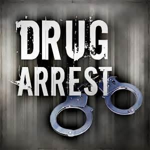 drug arrest