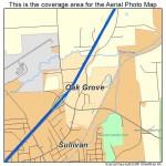 Oak Grove City map