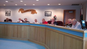 The Chillicothe Council gathered for a light agenda May 11th.