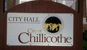 Chillicothe City Hall Sign