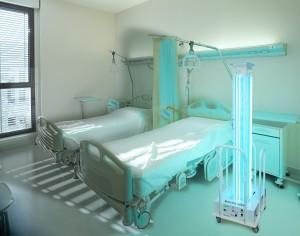 UV Sanitized Room