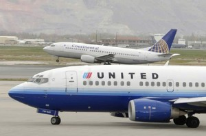 United And Continental Hold Meger Talks