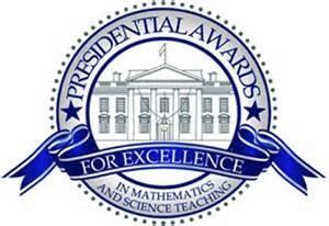 Presidential excellence award