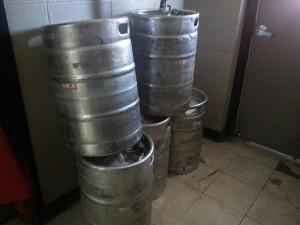 amish kegs