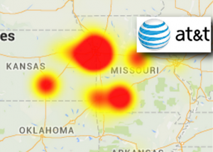 ATT Outage Map
