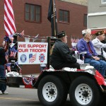 Riding for our Veterans benefit in Carrollton