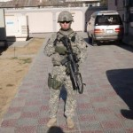 The life of an Afghanistan War veteran