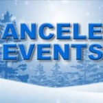 Closings and cancellations for Tuesday, December 29, 2015