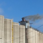 UPDATE: Smoke seen coming from Bartlett Grain Company in Waverly
