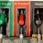 Diesel price drop continues