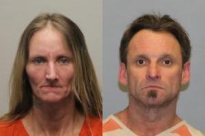 "Robin Laray Green, 49, and Richard James ""Jimmy"" Allen, 49."