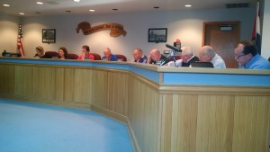 All members were present as the Chillicothe City Council meeting began Monday, May 9, 2016.