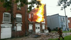 Photos courtesy of the Johnson Co. Fire Protection District