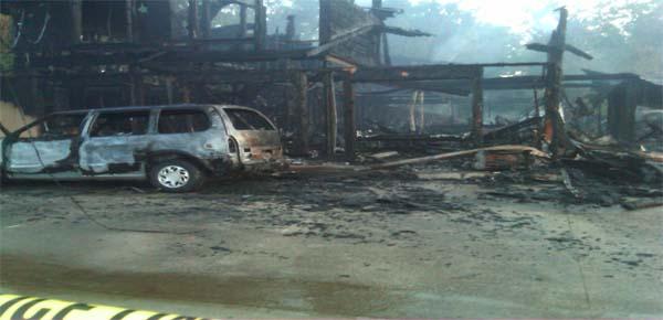 Venue Change for Arson Case