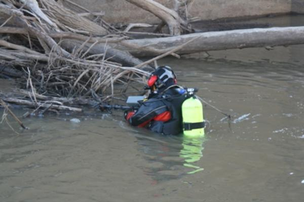 Underwater Search in Livingston Co.