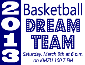 2013 KMZU Basketball Dream Team