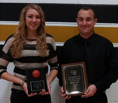Norborne Coach, Player Honored at Banquet