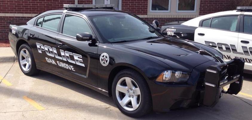 Oak Grove Debuts New Police Cars