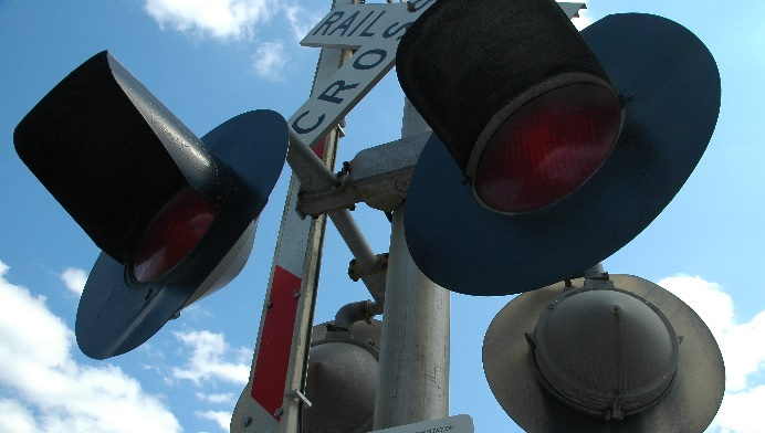 Railroad Crossing to Close