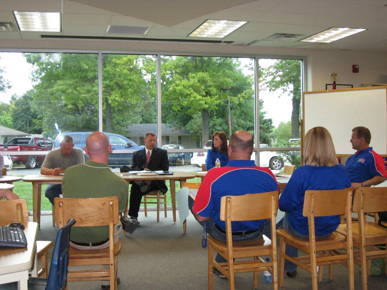Lexington Superintendent Resigns