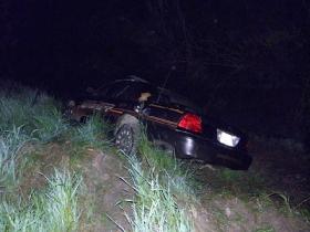 Livingston Co. Deputy Crashes