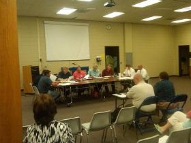 Brookfield R-III Meeting Covered Wide Agenda