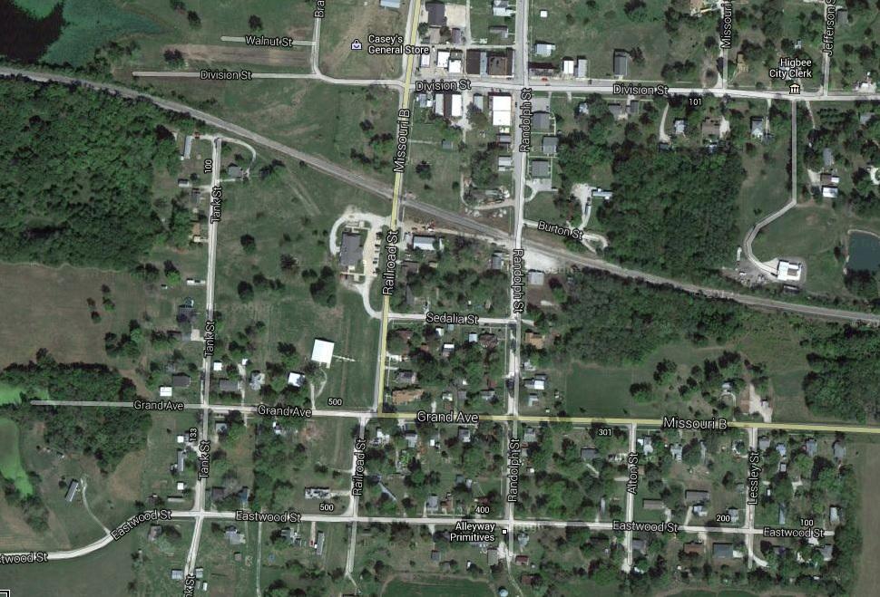 Manhunt Underway in Randolph Co.