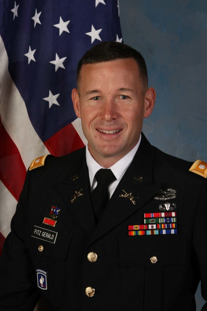 Wentworth Academy Commandant Named