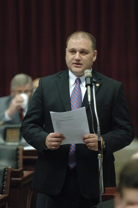 Warrensburg Rep. Named Speaker Pro Tem