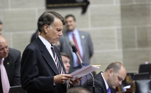 State Representative Awarded for Work on Criminal Code