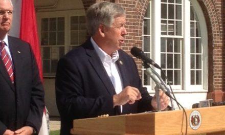 Missouri Soybean Association endorses Mike Parson for Governor 2020