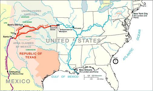 Santa Fe Trail 2