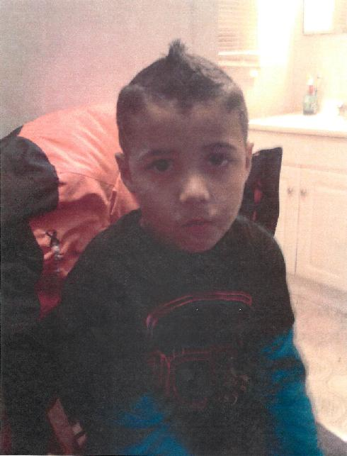 Missing Six Year Old Found
