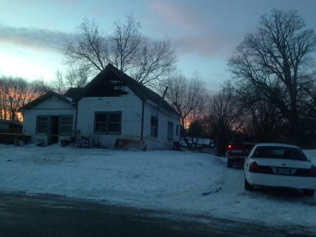 Carrollton Structure Fire