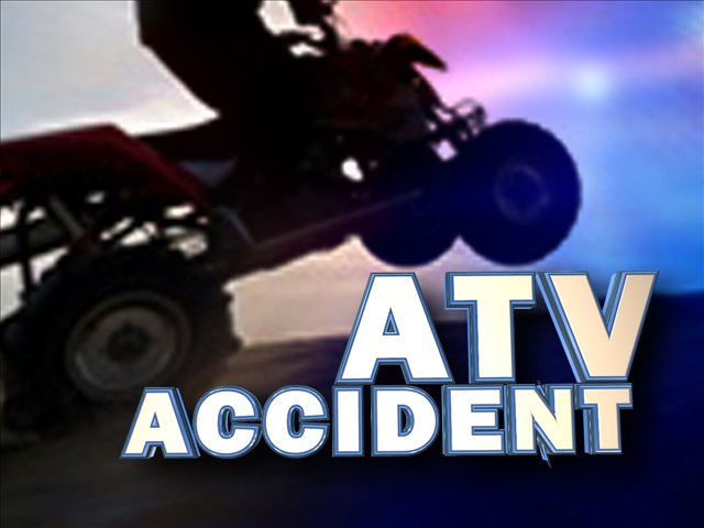 Serious Injuries in Utility Vehicle Crash
