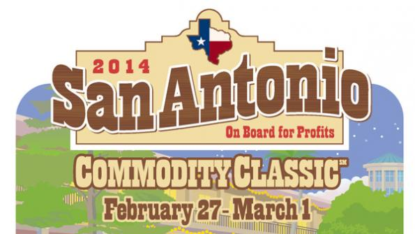 Local Teen Awarded Grants During the 2014 Commodity Classic