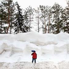 City Of Trenton Snowy Weekend Reminder