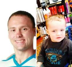 Tragic Results for Missing Father and Infant Son