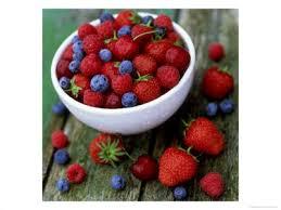 Berries Boost Brain Power