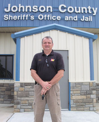 Johnson Co. Sheriff Resigns