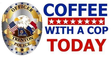 Coffee With A Cop Thursday Morning