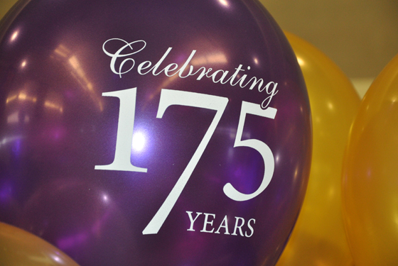Marshall's 175th Birthday