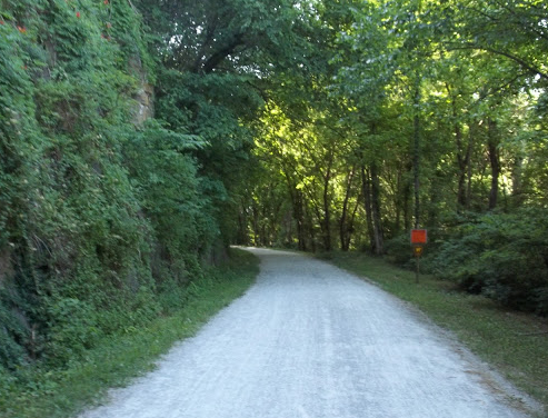 Sedalia Sees Influx of Katy Trail Riders