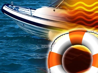 A Lake of the Ozarks boat crash sent a man to the hospital