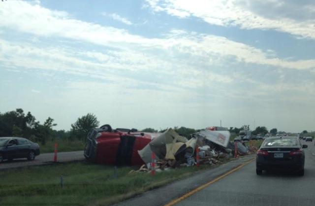 Update: I-70 Accident